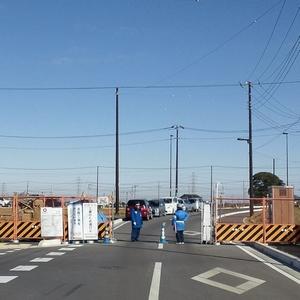 イオンタウン吉川美南(第2期/第3期) 工事現場