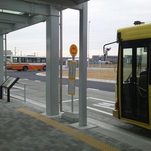 吉川美南駅 バス