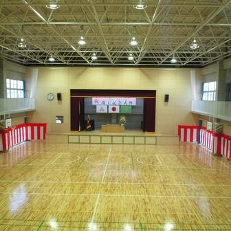 美南小 体育館