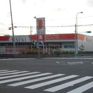 ドラッグストア セキ 中曽根店