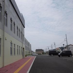 美南地区公民館 駐車場