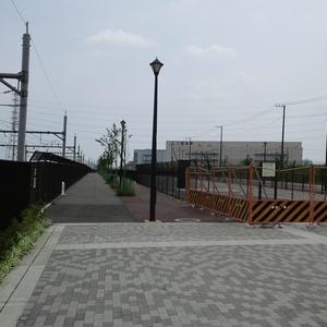 美南3丁目第3公園 入口